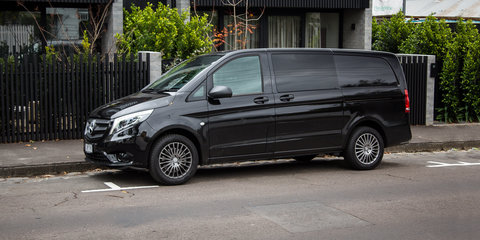 2017 Mercedes-Benz Vito 119 Crew Cab review