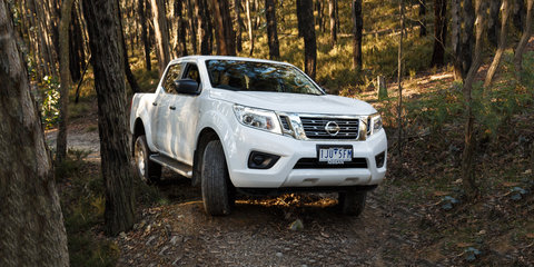 2017 Nissan Navara SL review