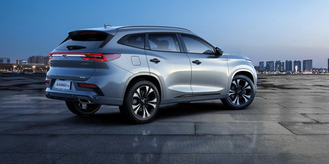 Exeed TX: China's Chery launches new brand and SUV for Europe