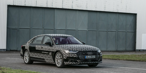 2018 Audi A8: We've driven the world's first Level 3 autonomous vehicle