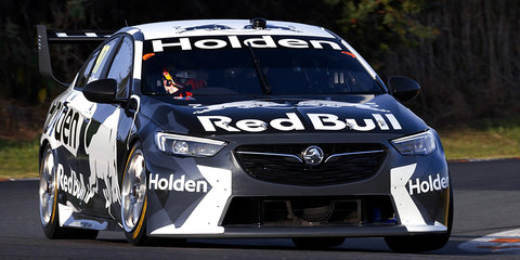 2018 Holden Commodore Supercar: First images of new turbo racer on the track