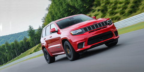 2018 Jeep Grand Cherokee Trackhawk review