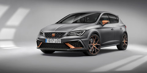 2018 Seat Leon Cupra R revealed