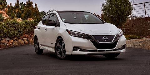 2018 Nissan Leaf: Volume sales still a hard road