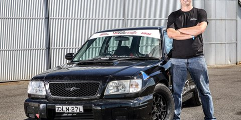 Ultimate Sleeper! This Subaru Forester will decimate your $500k supercar
