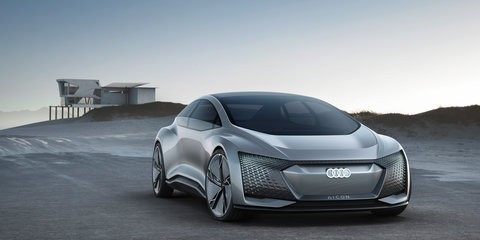 Audi Elaine and Aicon: Level 4 and 5 autonomous vehicles on the horizon for Audi