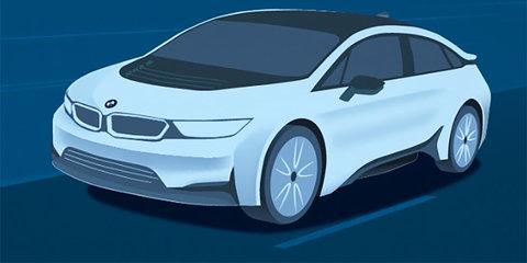 BMW i5: New video hints at upcoming EV