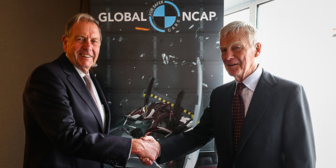 Australian road safety guru elected new Global NCAP chairman