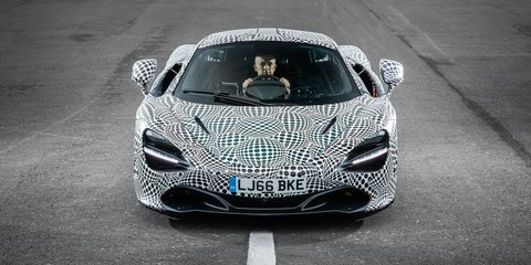 McLaren BP23: F1 successor details firm