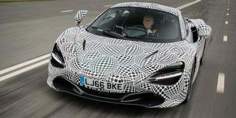 McLaren BP23: F1 successor details firm