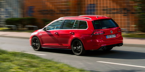 2018 Volkswagen Golf R wagon quick drive