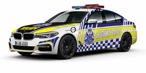 BMW 530d joins Victorian highway patrol fleet