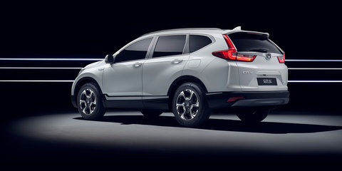 Honda CR-V Hybrid ruled out, EVs on the radar