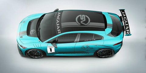 Jaguar I-Pace eTrophy: Electric cat gets its own racing series