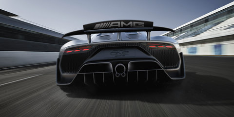 Mercedes-AMG Project One revealed: F1 car for the road celebrates 50 years of AMG