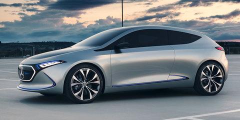 Mercedes-Benz EQA concept revealed, 'would make sense' for Australia