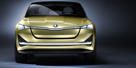Skoda Vision E: Revised EV concept revealed