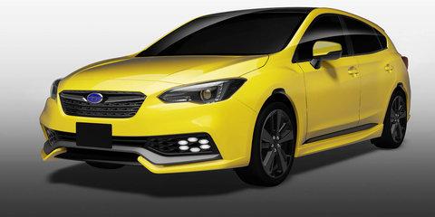 Subaru Impreza, XV concepts bound for Tokyo
