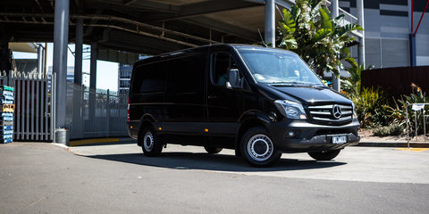 2017 Mercedes-Benz Sprinter 316 CDI MWB review