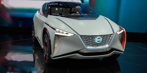 Nissan IMx concept: First look at Japanese Tesla Model X rival