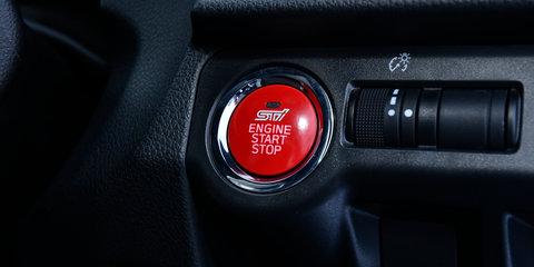 Subaru WRX STI S208 unveiled in Tokyo