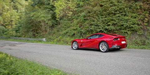2018 ferrari 812 0 60. delighful 812 ferrari 812 superfast review on 2018 ferrari 0 60