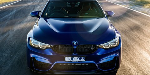 2018 BMW M4 CS review: Track test