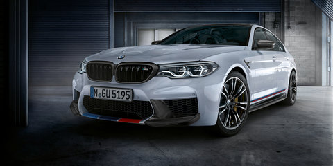 BMW reveals M Performance goodies for SEMA