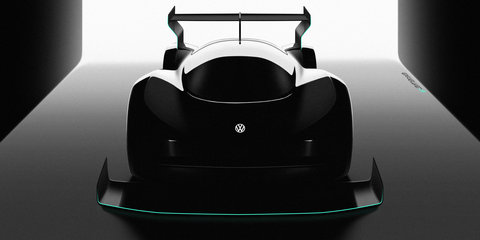 Volkswagen to tackle Pikes Peak with electric racer in 2018