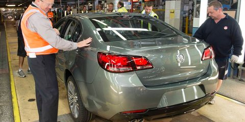 Holden ends manufacturing: 161 years of local production draws to a close