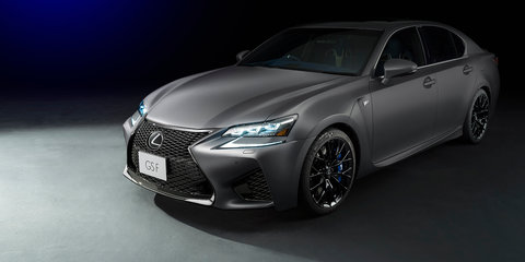Lexus GS F, RC F limited editions announced, here in 2018