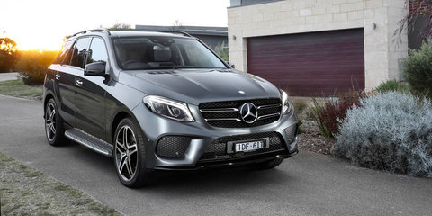 2015-17 Mercedes-Benz GLE recalled for stalling fix