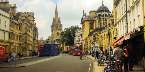 "World's-first petrol and diesel ban to help combat Oxford ""public health emergency"" from 2020"