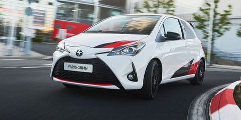 Toyota Yaris GRMN successor to be mass-production model