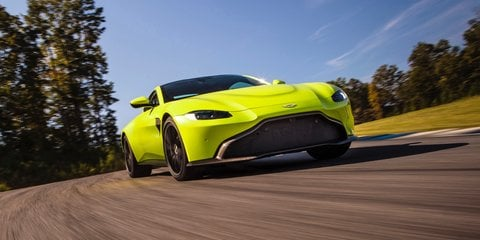2018 Aston Martin Vantage revealed: Exclusive video tour