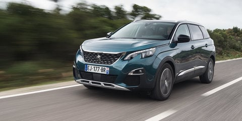 2018 Peugeot 5008 pricing and specs