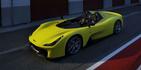 Dallara Stradale revealed