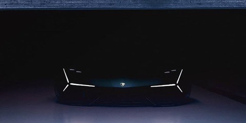 Lamborghini and MIT to reveal concept car next week