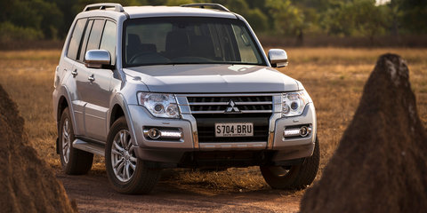 2013-17 Mitsubishi Pajero recalled for Takata airbags