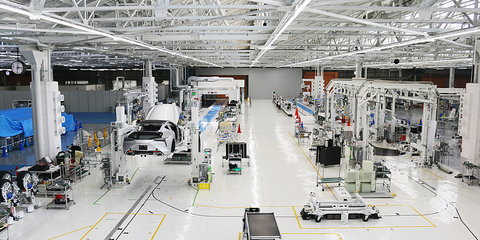 Touring Toyota's marvellous Motomachi and Lexus LC production