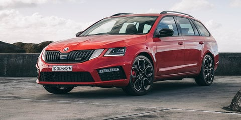 2018 Skoda Octavia RS245 review