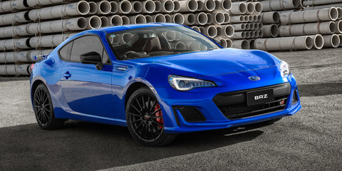 Subaru BRZ Photos: Review, Specification, Price | CarAdvice