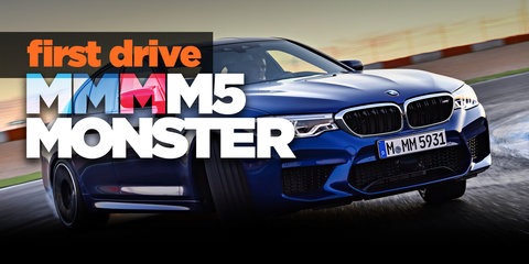 2018 BMW M5 review