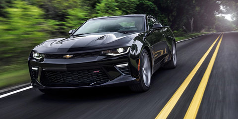HSV: Chevrolet Camaro confirmed for Australia