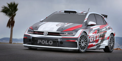 Volkswagen Polo GTI R5 rally car revealed