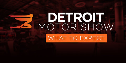2018 Detroit motor show: What to expect - UPDATE