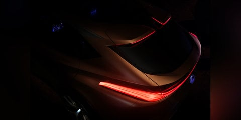 Lexus LF-1 Limitless concept teased ahead of Detroit debut