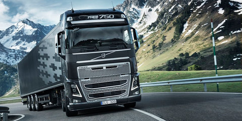 Geely buys big stake in Volvo Trucks