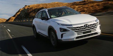 Fuel-cell hydrogen EVs are 'the ultimate car': Hyundai Nexo