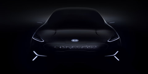 Kia Niro EV concept to be revealed next week